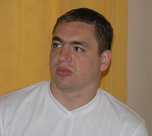"""Николай Евтух, майор спецназа """"Тайфун"""" Минюста"""