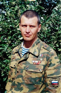 Герой России полковник В.В. Недобежкин